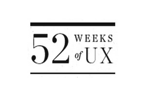 52 Weeks of UX