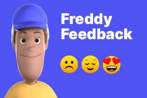 Freddy Feedback